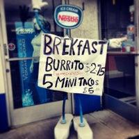 Photo taken at Roberto's Taco Shop by Ryan B. on 1/23/2013