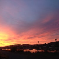 Photo taken at Corte Madera Creek by Stacy C. on 1/12/2014