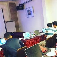 Photo taken at Hotel Salak The Heritage by Dheeta M. on 9/17/2016