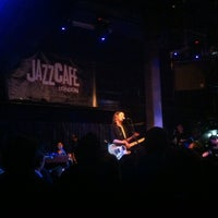 Photo taken at Jazz Cafe by Cameron S. on 11/9/2012