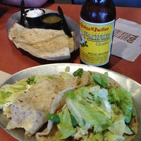 Photo taken at Pancheros by Ted G. on 6/9/2014