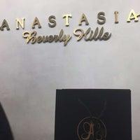 Photo taken at Anastasia Salon by Ana Isa S. on 12/31/2015