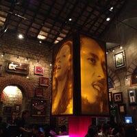Photo taken at Hard Rock Cafe Bengaluru by Ankur K. on 1/2/2013