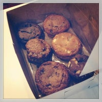 Photo taken at Anthony's Cookies by The Tastes that Make the City on 5/29/2015