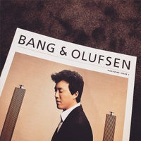 Photo taken at Bang & Olufsen by Keith on 1/21/2015