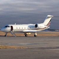 Photo taken at Saskatoon John G. Diefenbaker International Airport (YXE) by Michael A. on 10/18/2012