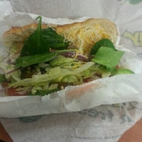 Photo taken at Subway by Ricky C. on 1/28/2013