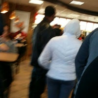 Photo taken at Chick-fil-A by Jahy T. on 12/19/2015