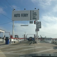 Photo taken at Balboa Island Ferry by Frank D. on 6/18/2013