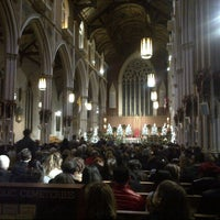 Photo taken at St. Michael's Cathedral by Ronald P. on 12/25/2012