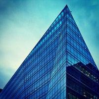 Photo taken at Osmosoft Towers by Leonardo P. on 2/24/2013