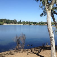 Photo taken at Almaden Lake Park by Michael D. on 5/14/2013