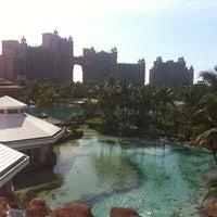 Photo taken at Atlantis Coral Towers by Ricardo R. on 4/8/2013