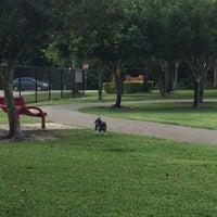 Photo taken at Barkham at Markham Park by Paulo B. on 9/26/2015