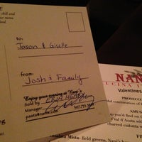 Photo taken at Nani's by Jay W. on 2/15/2013