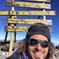 Photo taken at Mount Kilimanjaro by Omar S. on 6/18/2016