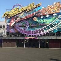 Photo taken at Rock'n' Roller Coaster With Aerosmith by Golan Farmer J. on 7/17/2013