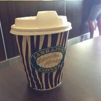 Photo taken at Zarraffa's Coffee by Wine Buzz on 11/4/2012
