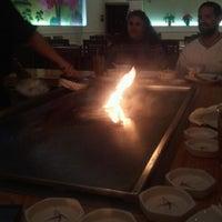 Photo taken at Kenji Hibachi & Sushi Bar by Anna I. on 12/7/2012