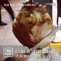 Photo taken at Cảnh Hồ Restaurant by 5 B. on 4/10/2013