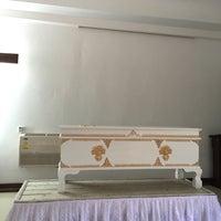 Photo taken at The First Church of Chiang Mai โบสถ์คริสตจักรที่ 1 เชียงใหม่ by Greeyaporn C. on 3/29/2016