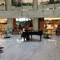 Photo taken at Atrium Saldanha by Pedro R. on 7/15/2013