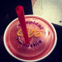 Photo taken at Tropical Smoothie Cafe by Iam M. on 4/19/2013