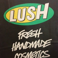 Photo taken at LUSH Fresh Handmade Cosmetics by Fidel T. on 2/1/2013