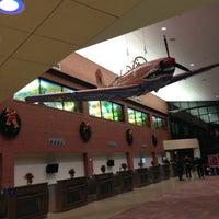 Photo taken at Kalamazoo - Battle Creek International Airport (AZO) by Chris S. on 1/3/2013