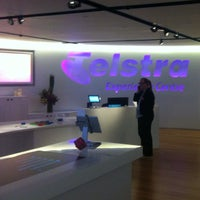 Photo taken at Telstra Experience Centre by Paul W. on 9/12/2014