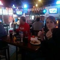 Photo taken at Stadium Sports Tavern by Chris F. on 10/7/2012