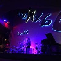 Photo taken at Saxn'art Jazz Club by minami on 5/5/2016