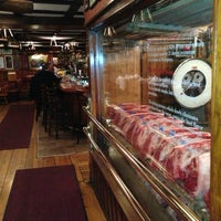 Photo taken at Gallaghers Steakhouse by Sérgio S. on 1/26/2013