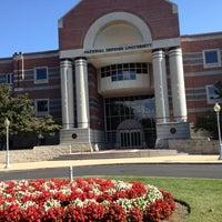 Photo taken at National Defense University by Matthew P. on 10/10/2012