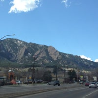 Photo taken at City of Boulder by Liz on 4/12/2013