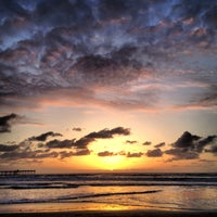 Photo taken at Ocean Beach Dog Beach by Anesia O. on 2/11/2013