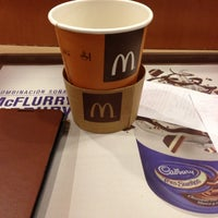 Photo taken at McDonald's by Facundo R. on 12/12/2012