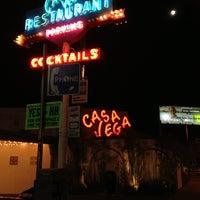 Photo taken at Casa Vega by Marie P. on 10/29/2012