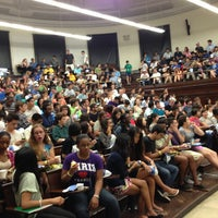 Photo taken at Havemeyer Hall - Columbia University by Peggy M. on 8/27/2013