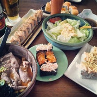 Photo taken at Sushi Tei by Psigage on 11/20/2012