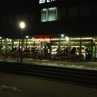 Photo taken at Vapiano by Juan C. on 3/15/2013