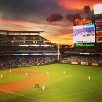 Photo taken at Citizens Bank Park by Heather R. on 7/14/2013