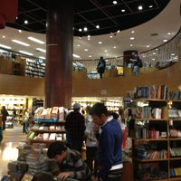 Photo taken at Livraria Cultura by José Augusto D. on 10/12/2012