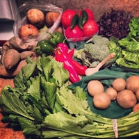 Photo taken at Central Harlem CSA by Mark K. on 10/25/2013