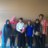 Photo taken at Fakultas Perikanan dan Ilmu Kelautan (FPIK) by Renardhi A. on 7/21/2016