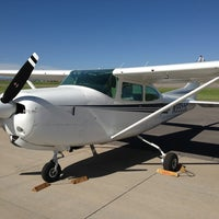 Photo taken at Centennial Airport (APA) by Stewart S. on 5/27/2013