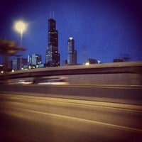Photo taken at Stevenson Expressway (I-55) by Mariel N. on 10/1/2012
