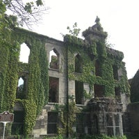 Photo taken at Smallpox Hospital by Lenka K. on 8/31/2016