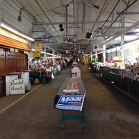 Photo taken at Trenton Farmers Market by Khürt W. on 2/14/2014