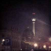 Photo taken at Unter Den Linden 21 by elster e. on 2/28/2013